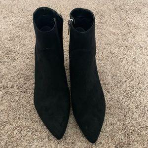 Brand new never worn booties!